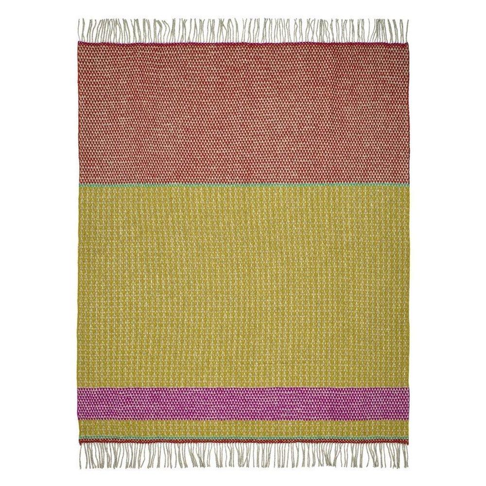 Jala Moss Throw , Fig Linens | $215
