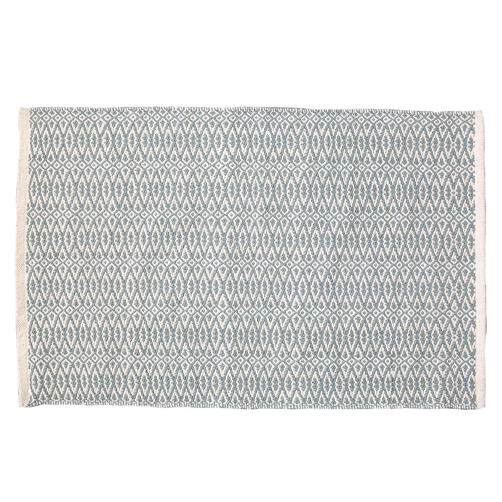 Diamond Teal Rug |  Rachel Ashwell  | $44