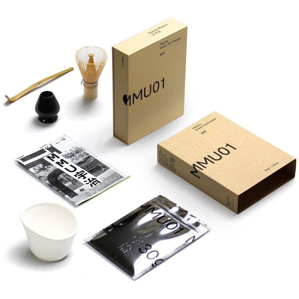 Matcha Brewing Starter Pack , Material Matcha | $41 - $64