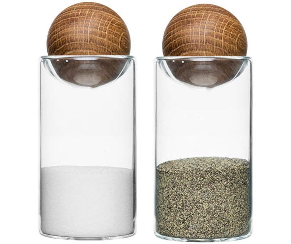 Salt and Pepper Wells , Burke Decor | $25