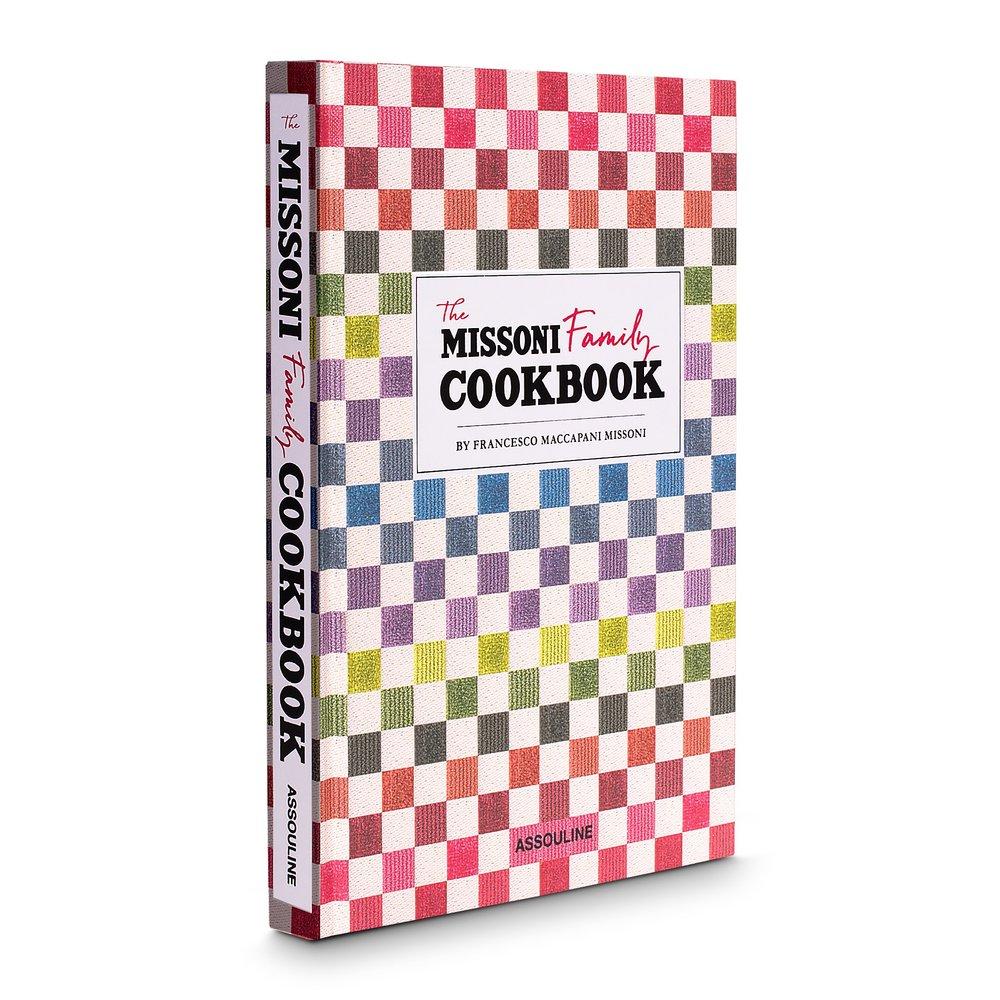 The Missoni Family Cookbook , Amazon | $34