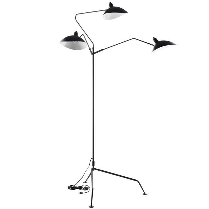 Stainless Steel Floor Lamp , LexMod | $410