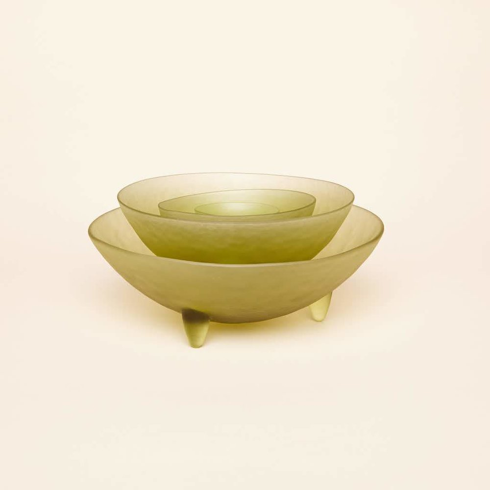 Glass Spike Bowls  (more colors), East Fork | from $35