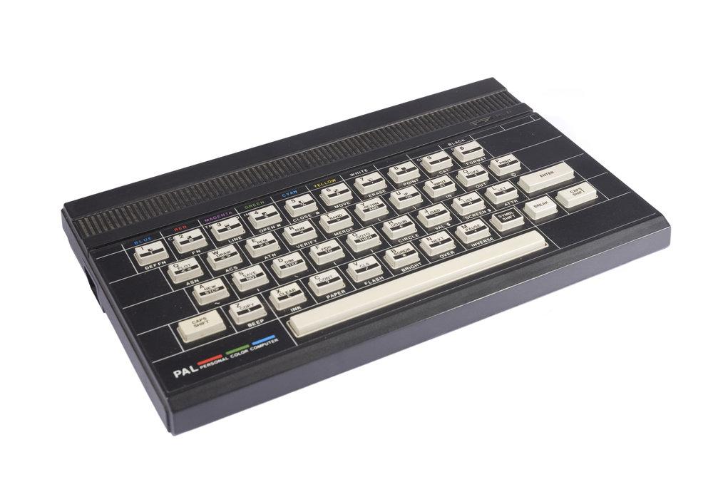 ZX Spectrum 16k (Spanish model), licensed by Adobe Stock