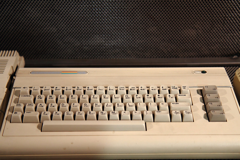 Commodore 64, licensed by Adobe Stock