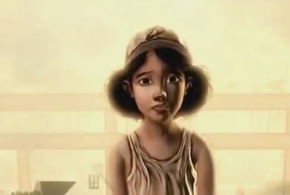 Clementine will remember this…