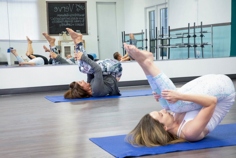 Pilates Mat & More! (Emily Hansen Photography)