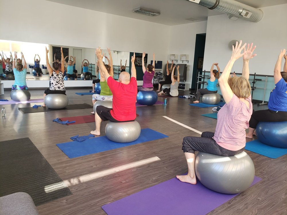Core Strength & Stretch