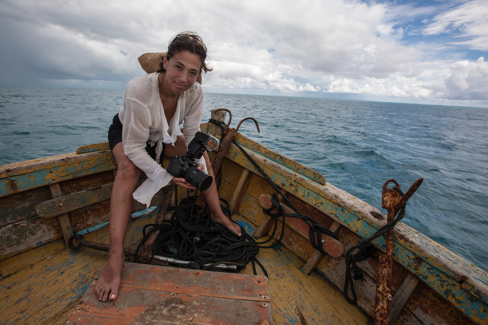 Cristina Mittermeier, Photographer, National Geographic; Founder, SeaLegacy