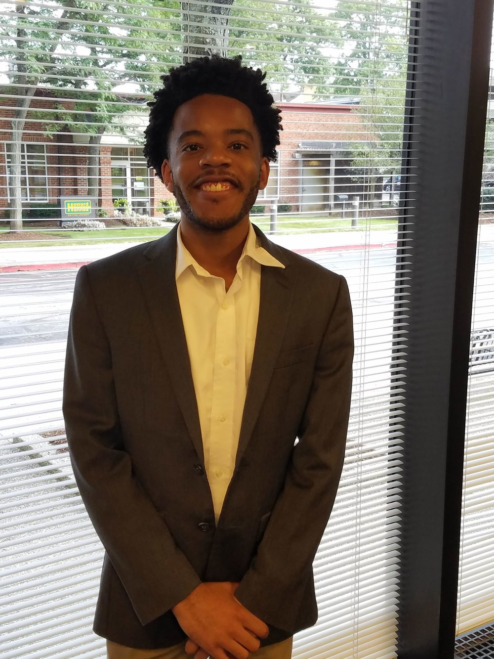 Malcolm Nowlin, 2018 VFA Fellow, Business Analyst