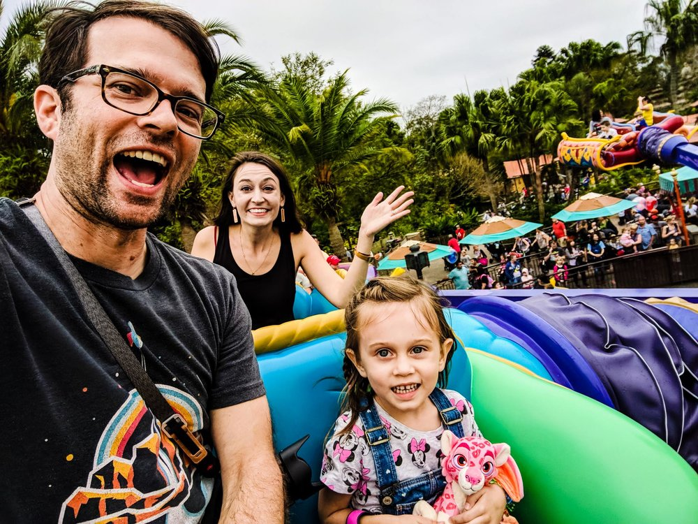 Forrest - Since 2011 I've been helping my clients capture and tell their own stories through photography. I live in Columbia, SC with my wife, Liz, who is an art teacher and our super hero in training, Caroline.Love: learning, running, cats, jazz, coffee, deviled eggs, disney, barbecue, brews.