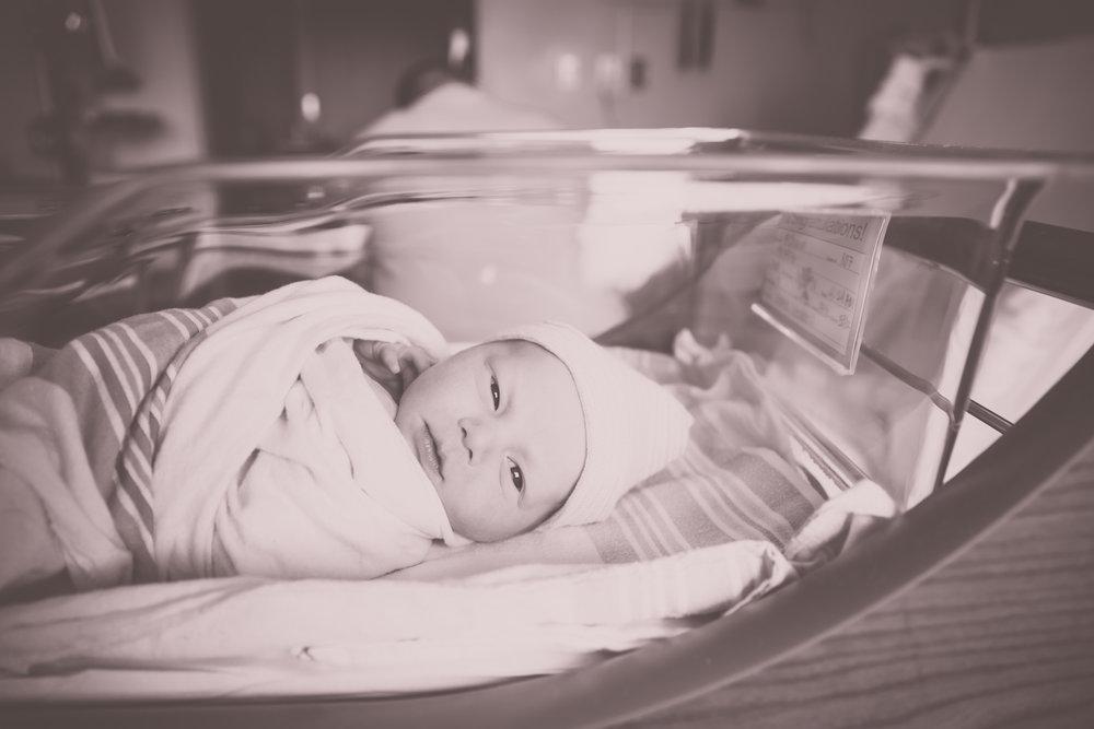 Newborn lifestyle home hospital fresh 48 studio Session Cara Peterson Photography Rockford IL-6.jpg