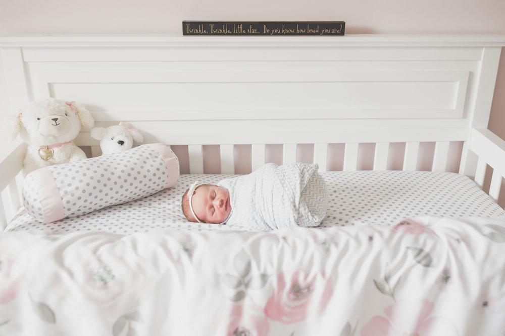 Newborn lifestyle maternity studio Session Cara Peterson Photography Rockford IL-1.jpg