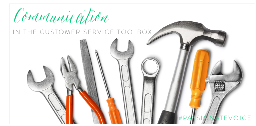 Communication in the Customer Service Toolbox