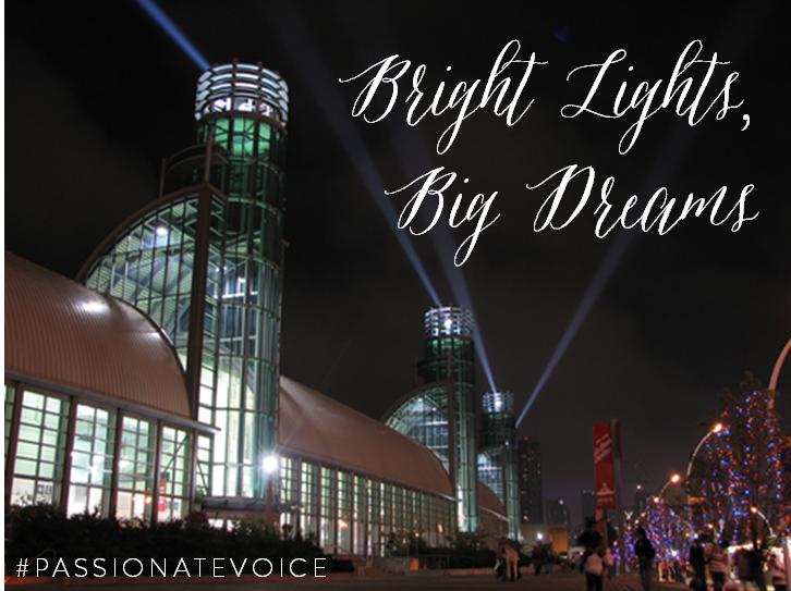 Bright Lights, Big Dreams