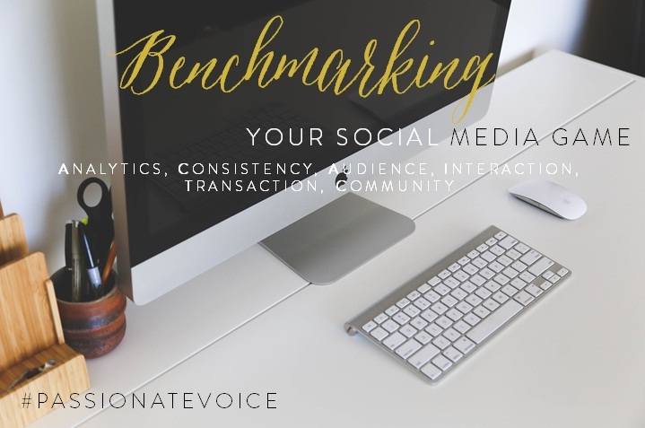 Benchmarking Your Social Media Game