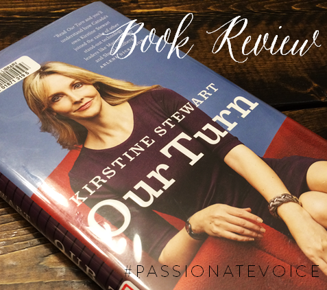 Book Review- Our Turn