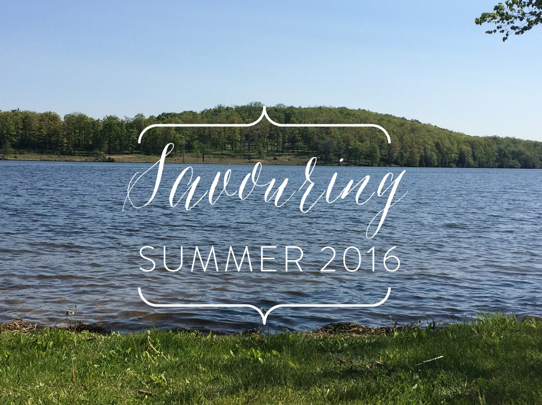 Savouring Summre 2016