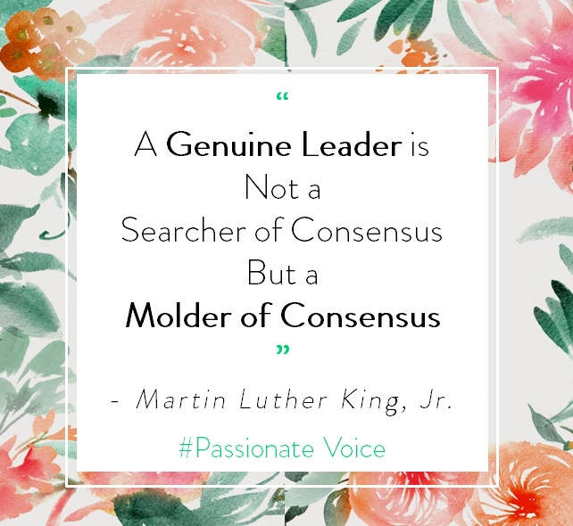 Motivation Monday - MLK Quote