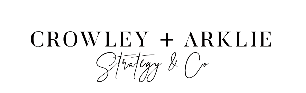 Crowley+Arklie Strategy & Co