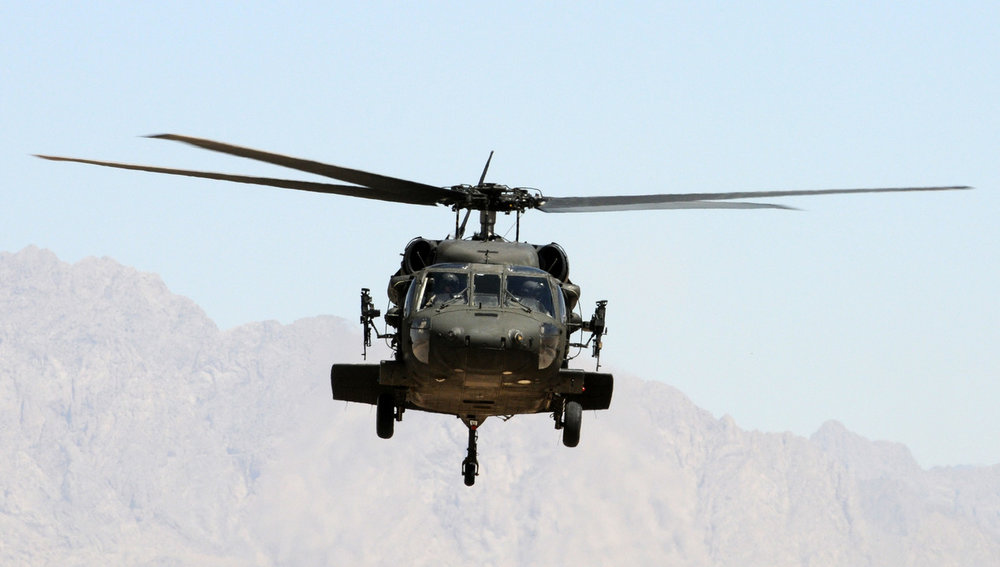 I was one of the pilots on the UH-60 Blackhawk Helicopter in Afghanistan during the surge of combat operations in 2011