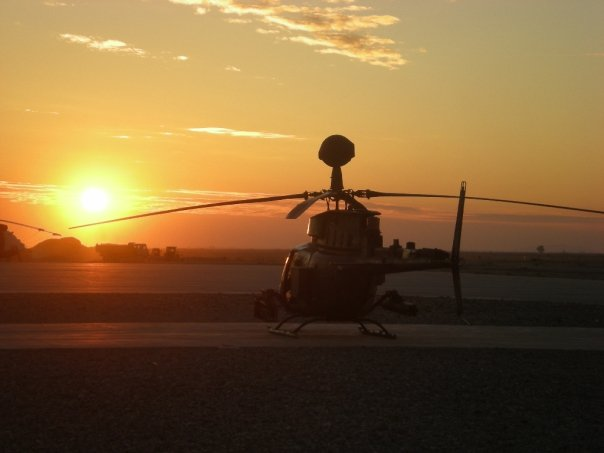 The sun will set on every military journey. What is YOUR intent on how you approach the next day?