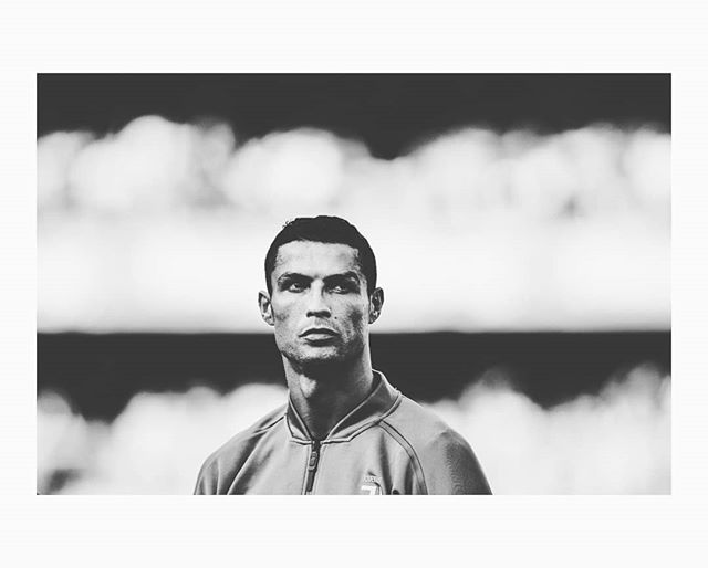 Cristiano Ronaldo - Ph Federico Tardito One+Nine Images