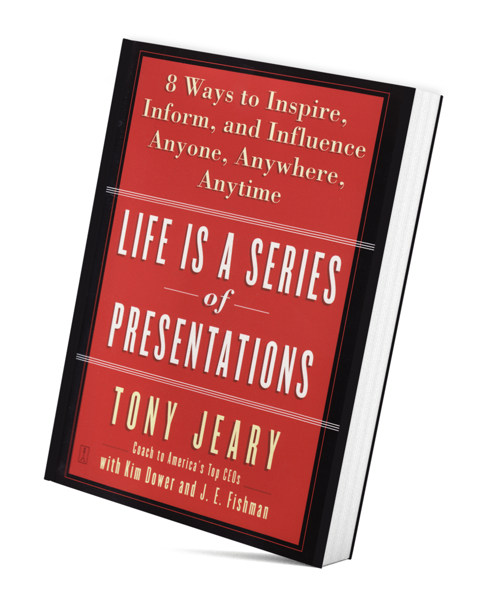 Life is a Series of Presentations Book Cover