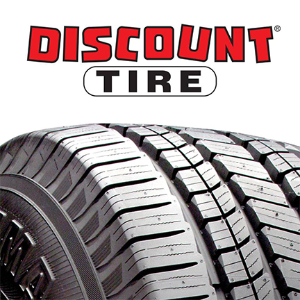 Discount Tire - Many locations throughout the state