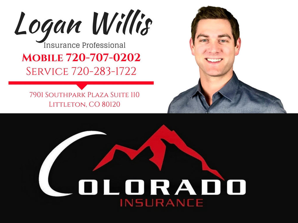 Logan Willis - Colorado Insurance7901 Southpark Plaza Suite 110Littleton, CO 80120720-707-0202https://buycoloradoinsurance.com*Performance Model 3 owner