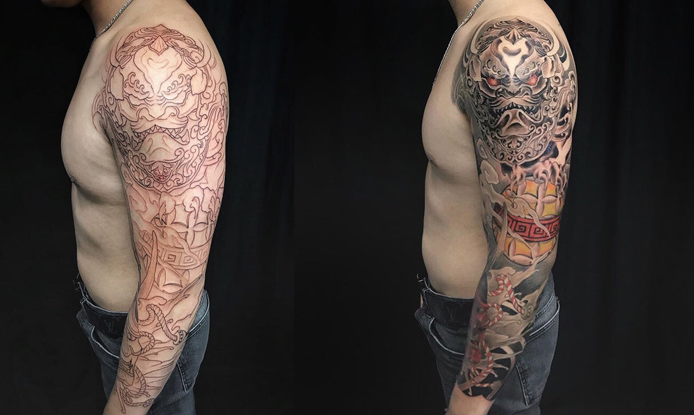 3e24811141 What you need to know when getting a sleeve -