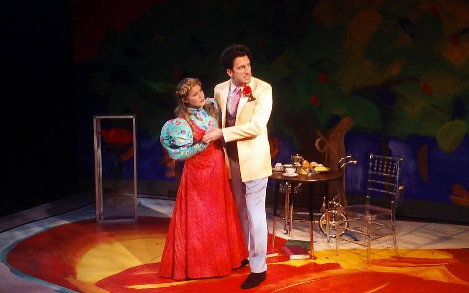 The Importance of Being Earnest,  Savannah Repertory Theatre, 2017. Dir. Ken Neil Hailey.