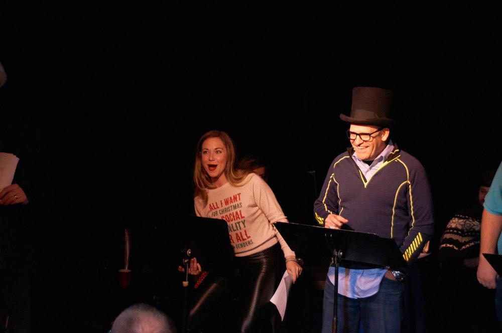 Drunk Restoration Comedy presents  A Christmas Carol . 2016.