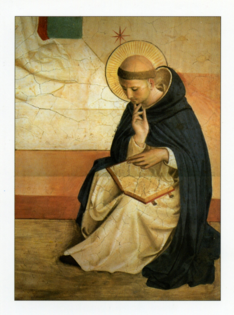 St. Dominic - Pray for us!