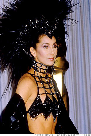 Cher 1988 Academy Awards