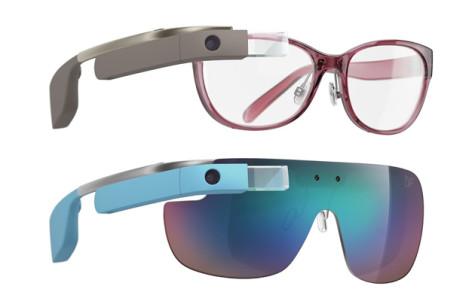 google glasses DvF