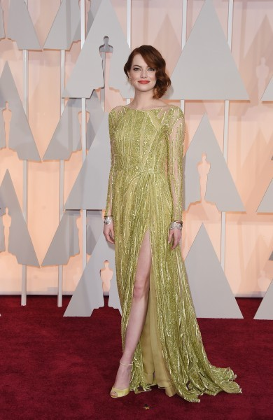 Emma Oscars 2015