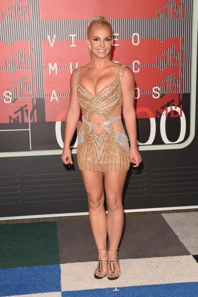 Britney 2015 VMAs