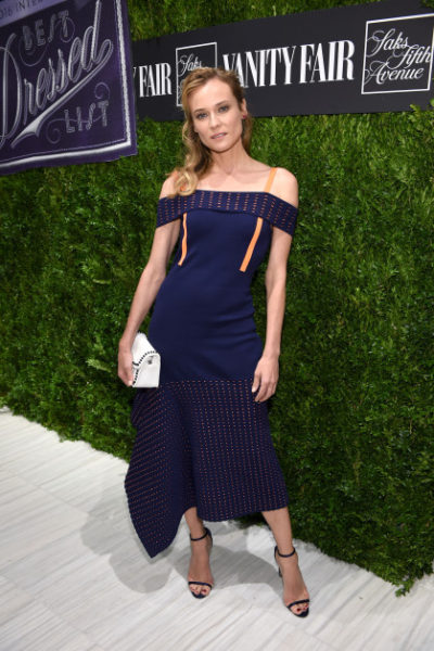 Saks Fifth Avenue + Vanity Fair: 2016 International Best Dressed List Celebration