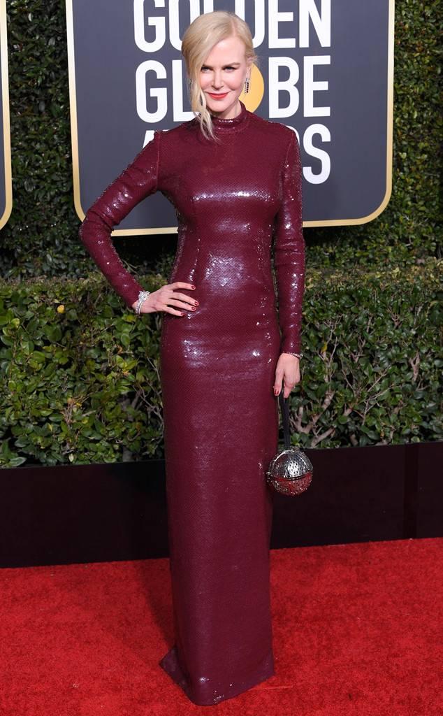 Nicole Kidman in Michael Kors