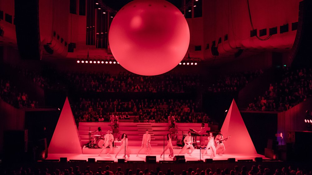 Solange Knowles Concert, Sydney Opera House