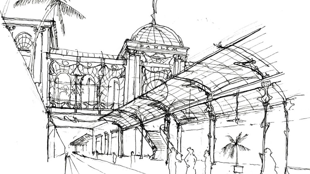 Nouveau Sketch Series