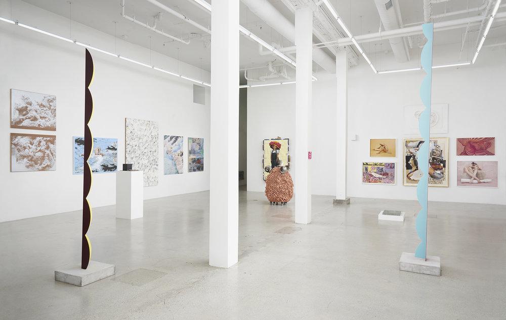 Kinship, 2018_Jessica Silverman Gallery, Installation view 06.PRS.jpg