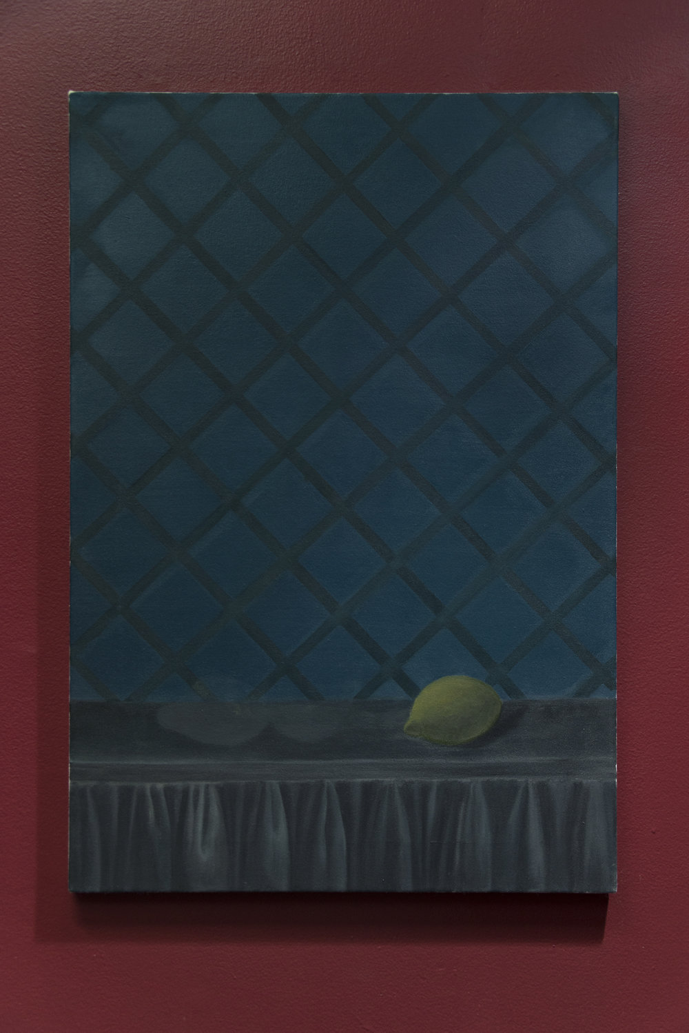 Rafal Toplewski,  One of Four , Oil on canvas, 32 x 22 inches