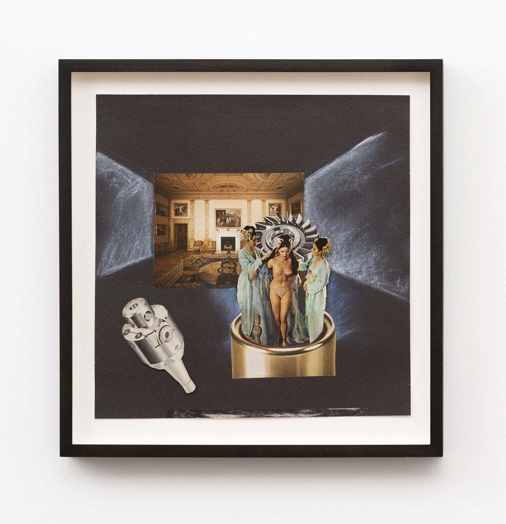 Stan VanDerBeek,  Untitled , 1978-1983