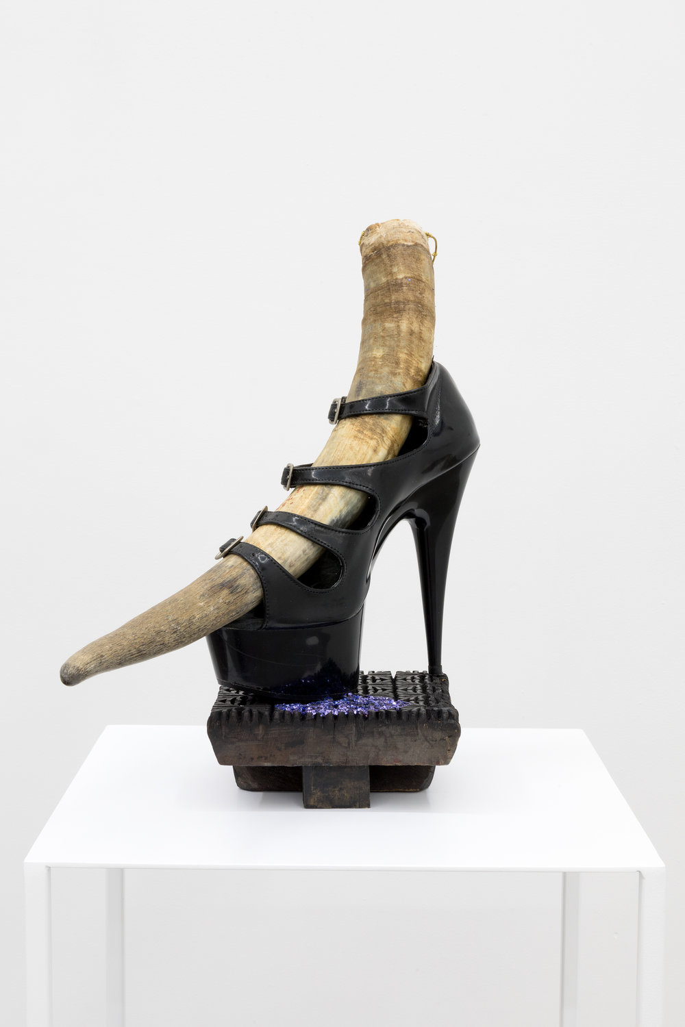 Genesis BREYER P-ORRIDGE,  Shoe Horn #4