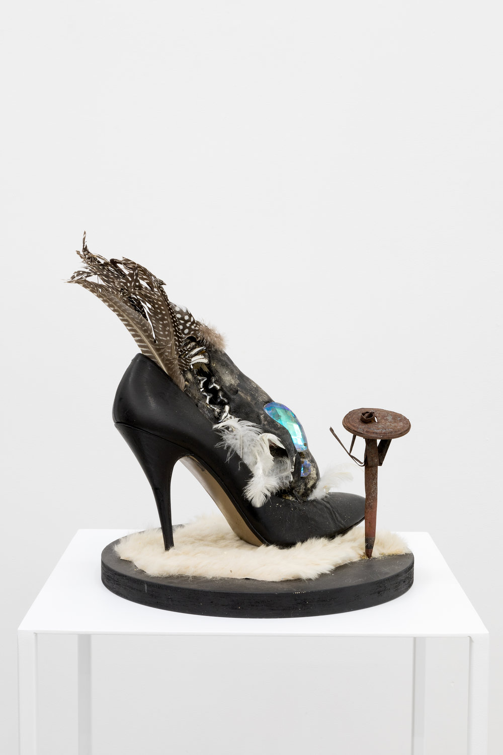 Genesis BREYER P-ORRIDGE,  Shoe Horn #6