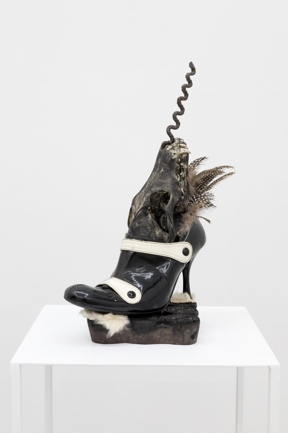 Genesis BREYER P-ORRIDGE,  Shoe Horn #7