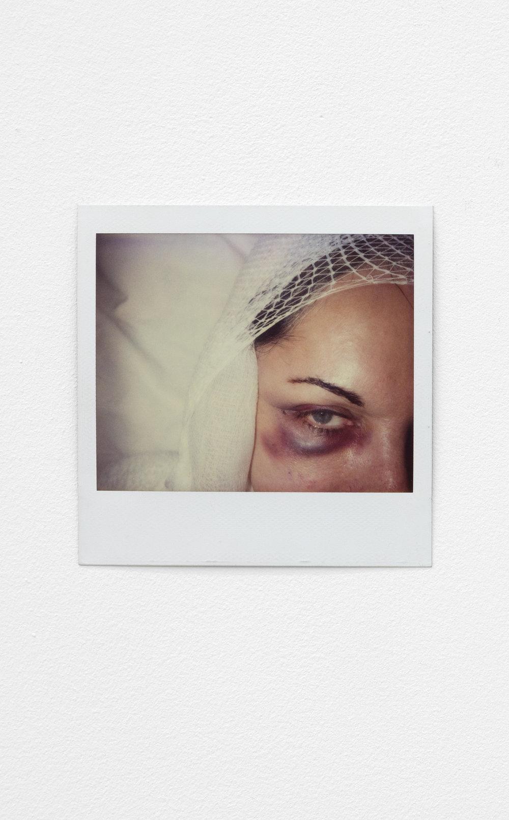 Genesis BREYER P-ORRIDGE,  Untitled , 2004 Polaroid, 4 x 4 in