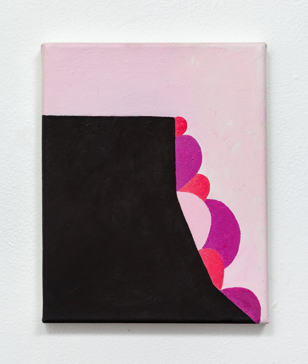 """Andrew Masullo,  5149 , 2009-2010, Oil on canvas, 8"""" x 10"""""""